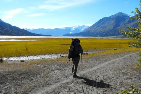 Yukon, Canada, PN Kluane - C. Molinier / Chiloe voyages - Randonnée, trekking