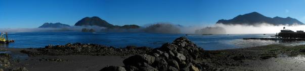 Tofino, Ile de Vancouver, Canada - C. Molinier / Chiloé voyages - Parc National Pacif Rim - Randonnée, trekking