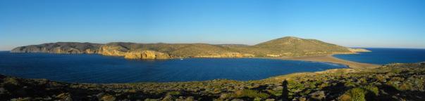 Rhodes, depuis Prassonissi, Grèce - C. Molinier / Chiloe voyages - Randonnées, trekking, voyages découverte, Chevaliers Hospitaliers