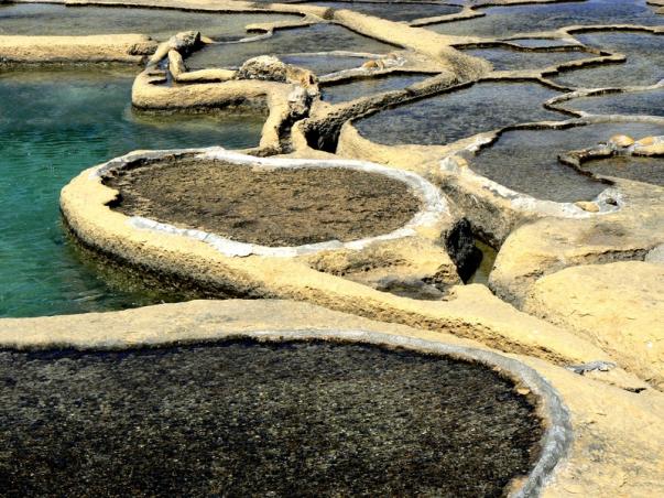 Gozo. Marais salants. chiloe-voyage.fr. Randonnée. Voyage découverte. Malte. Méditerranée
