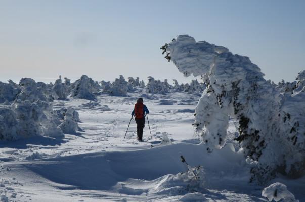 Chiloe Voyages Randonnées Trekking Raquettes à neige Islande Laponie Finlande Lozère Margeride Malte Rhodes Pyrénées Espagne - www.chiloe-voyage.fr - Claude Molinier
